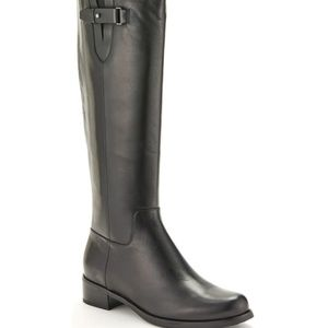 BLONDO Volly Tall Waterproof Leather Riding Boots